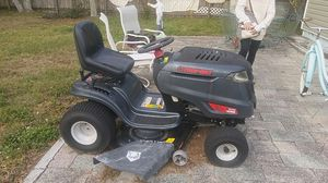 Troy-bilt riding lawn mower for Sale in Saint Petersburg, FL