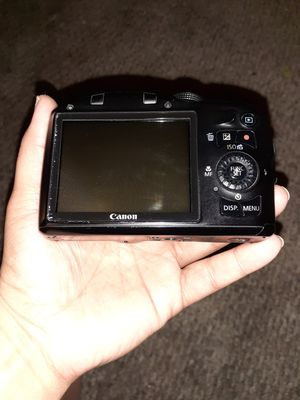 Digital camera canon for Sale in Cleveland, OH