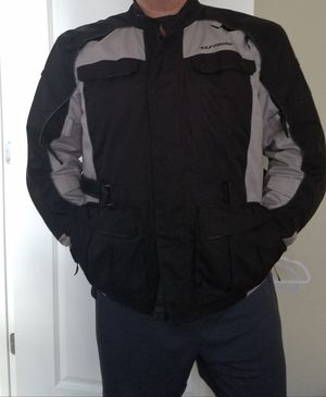 Tourmaster Saber Series 3 Motorcycle Touring Jacket 3X for Sale in Chantilly, VA