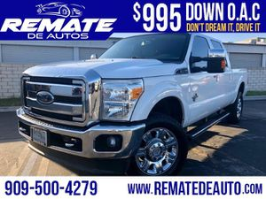 2012 Ford Super Duty F-350 SRW for Sale in Fontana, CA