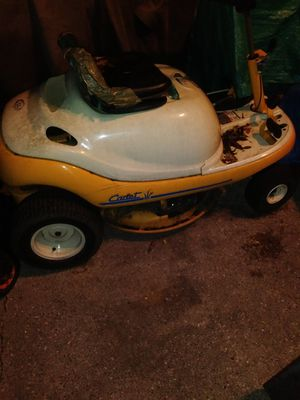 Cub Cadet rider with bagger/Mulcher for Sale in Maplewood, MN