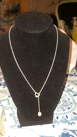 TIFFANY & CO CHAIN 19inch pick up only for Sale in Los Angeles, CA