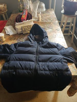 Michael Kors coat navy blue for Sale in Bronx, NY