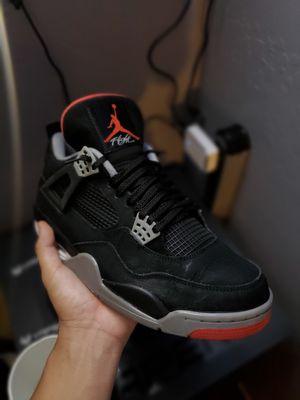 Jordan 4 Retro Black Cement (2012) for Sale in Tolleson, AZ