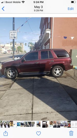07 Chevy Trailblazer for Sale in Cary, NC