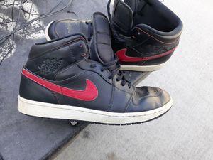 Jordan's 1 shoes...size 10 half for Sale in Jurupa Valley, CA
