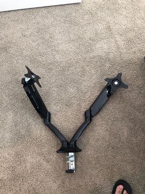 Dual monitor mount for Sale in Tracy, CA
