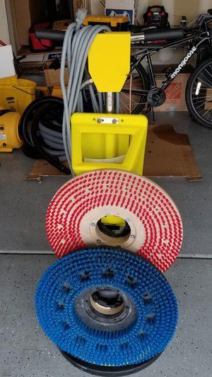 Low speed scrubber/Buffer floor cleaning machine for Sale in Las Vegas, NV
