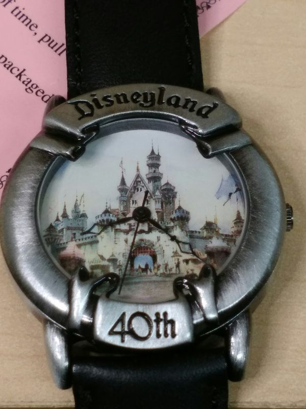 $49.99 - Disney Limited Edition Watch - Celebrating 40 years