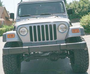 NO ACCIDENT Jeep WRANGLER 2001 for Sale in Macon, GA