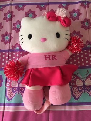 Brand new Hello Kitty Plush Backpack for Sale in Hayward, CA