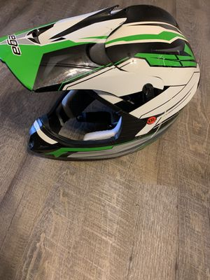 Dirt bike helmet and goggles for Sale in Robinson Township, PA