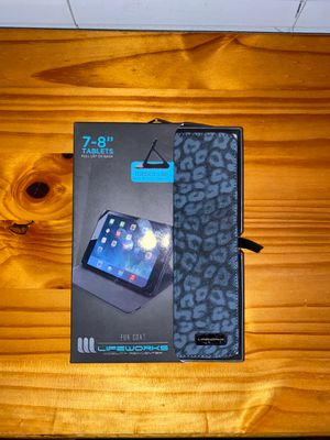 Lifeworks fur coat tablet case (IPad mini, kindle fire, galaxy, etc) for Sale in Queens, NY