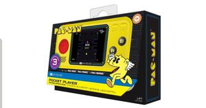 My Arcade - Pac-Man Pocket Player Portable Gaming System - Yellow/Black for Sale in Seattle, WA