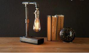 Handmade Industrial Lamp for Sale in San Diego, CA
