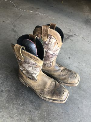 Irish setters work boots size 12 for Sale in Smyrna, TN