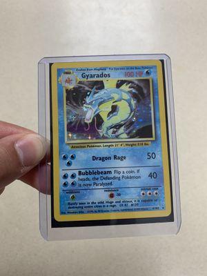 Pokemon Gyarados Holo #6 for Sale in Dearborn, MI
