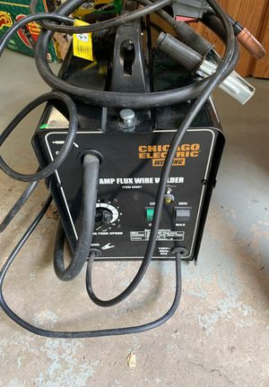 Flux core wirefeed welder 50.00 OBO for Sale in Gibsonia, PA
