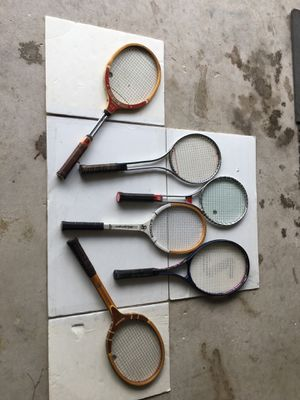 Tennis Rackets Lot for Sale in Haines City, FL