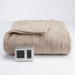 Biddeford Plush Heated Electric Blanket - Full for Sale in Massillon, OH