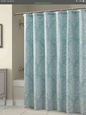 "Shower Curtain ""Croscill"" for Sale in San Diego, CA"