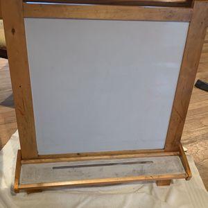 Wood Chalkboard & Whiteboard Easel for Sale in Vancouver, WA