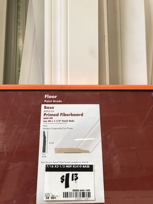 Baseboards for Sale in Rialto, CA