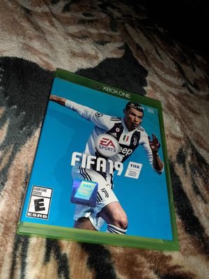 FIFA19 (Xbox one) for Sale in Garland, TX