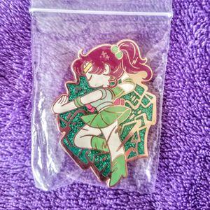 Bishoujo Senshi Sailor Moon - Sailor Jupiter Anime Hard Enamel Pin for Sale in Poway, CA