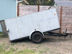 Landscaping trailer for Sale in Port Orchard, WA