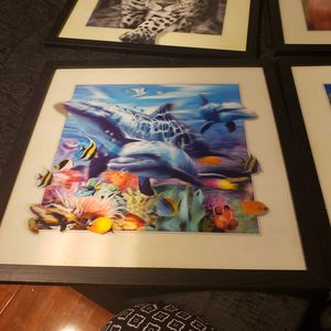 3D fish picture for Sale in Zephyrhills, FL