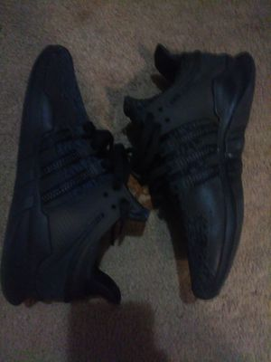 a8221add81b455 Adidas EQT all black for Sale in Killeen