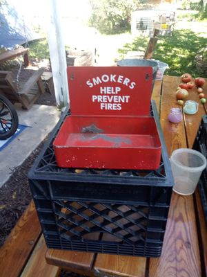 industrial ashtray for Sale in Leesport, PA
