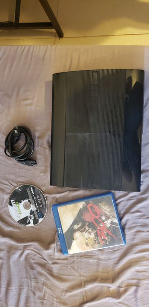 Sony PS3 for Sale in Fort Lauderdale, FL