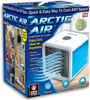 Artic air portable air conditioner New *without box* for Sale in Houston, TX