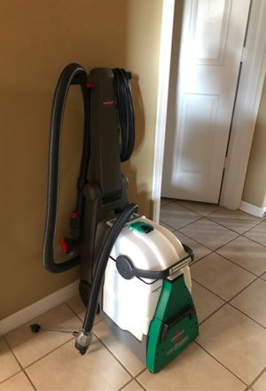 Bissell Big Green Professional Carpet Shampooer for Sale in League City, TX