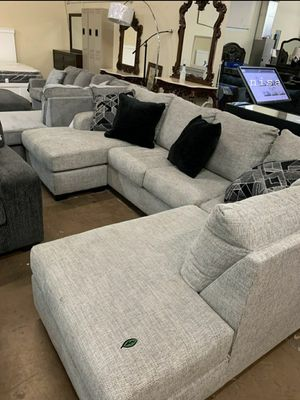⚓⚓Best OFFER ⚓ $39 Down Payment  Megginson Storm LAF Sectional 256 for Sale in Jessup, MD