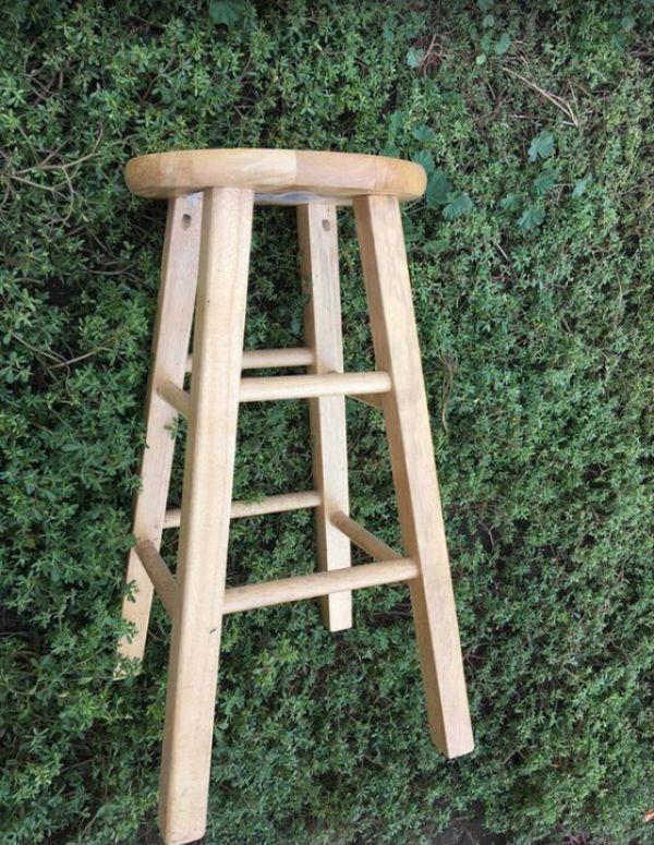 Sturdy stool