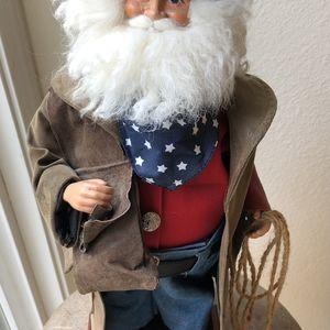 Cowboy Santa for Sale in Renton, WA