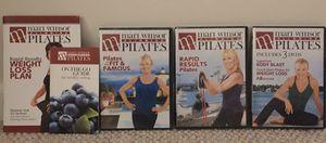 Mari Windsor Slimming Pilates DVDs for Sale in Vestavia Hills, AL