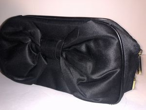 DIOR perfume bow satin cosmetic case for Sale in Dublin, OH