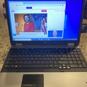 HP Laptop 4Gb Ram 500 GB Hard Drive Windows 10 Office 2016 WebCam Zoom Ready Great for school for Sale in Keller, TX