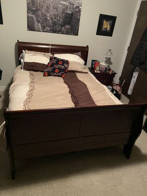 Full Bed Frame for Sale in Shelby Charter Township, MI