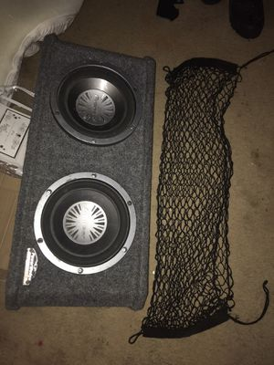 2 12 inch pioneer subwoofer for Sale in Delmar, MD
