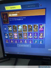 Fortnite account for sale by 50$ xbox gift for Sale in New York, NY