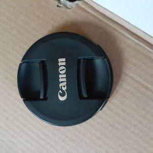 CANON LENS CAP COVER for Sale in Stockton, CA