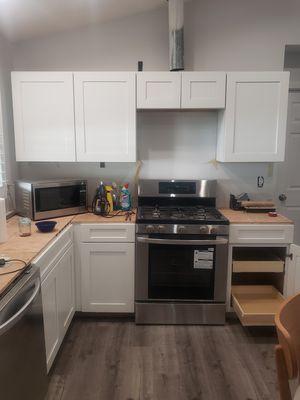 Brand new custom kitchen cabinets for Sale in Santa Clarita, CA