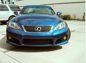 2008 Lexus IS F For sale good condition for Sale in Oakland, CA