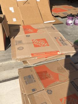 Uhaul Moving Boxes -Free for Sale in Madera,  CA