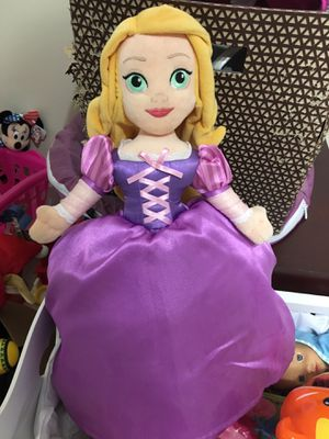Princess RAPUNZEL Tangled PILLOW for Sale in FL, US